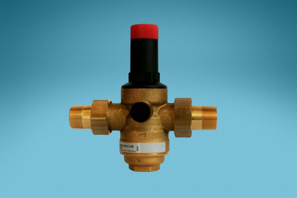 Réducteur (détendeur) de pression  Honeywell Braukmann D06FH 1/2 pouce