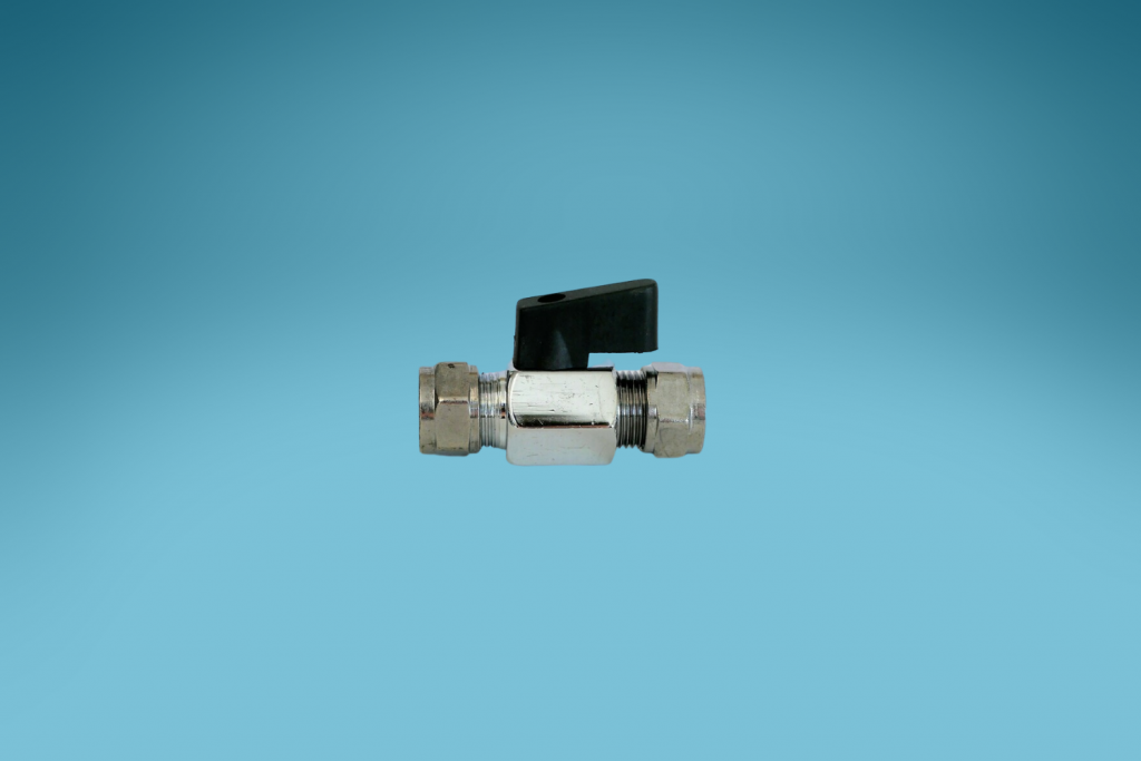 Mini-Kugelhahn