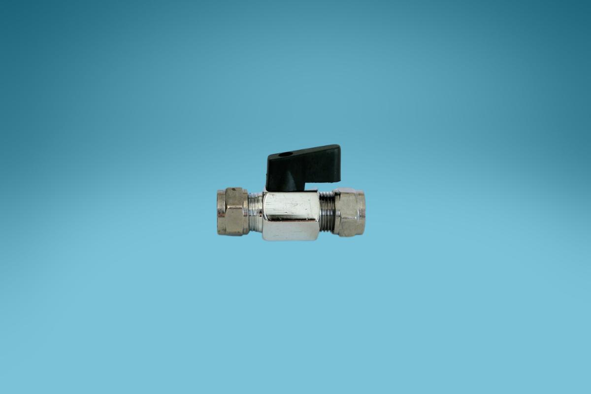 Mini-Kugelhahn Ballofix