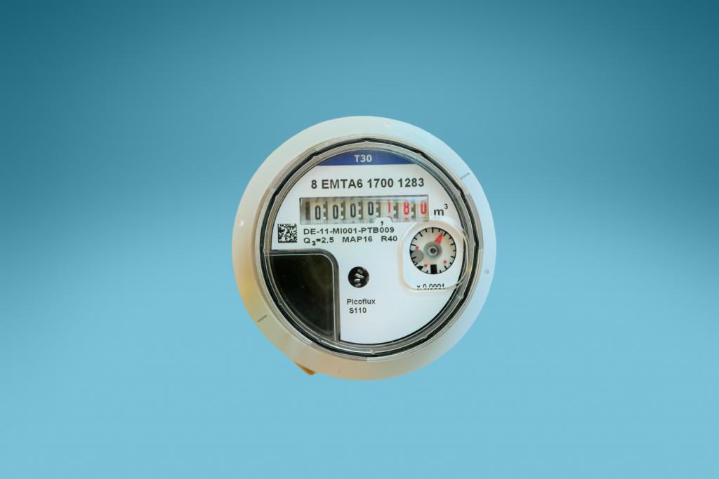 Kaltwasserzähler - Wohnungswasserzähler