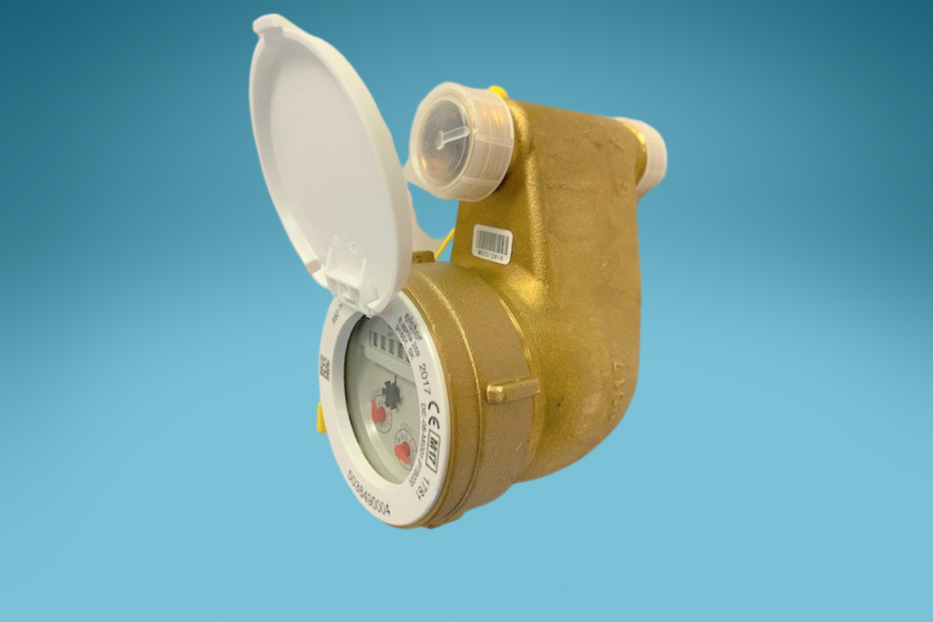 Compteur d'eau à jets multiples Elster pour l'eau froide