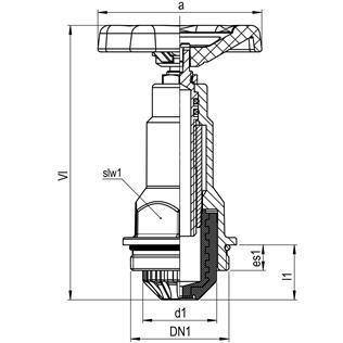 Ventiloberteil | Ventil Oberteil | Kolbenschieber-Oberteil