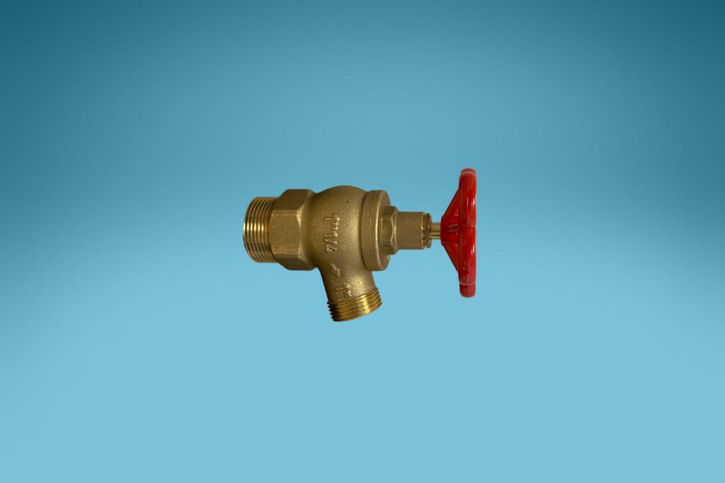 Feuerventil (Feuerhahn / Schlauchanschlussventil)